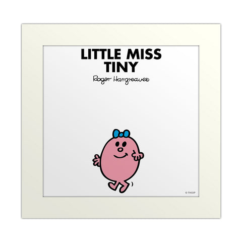 An image Of Little Miss Tiny