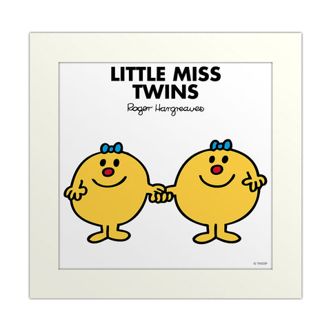 An image Of Little Miss Twins