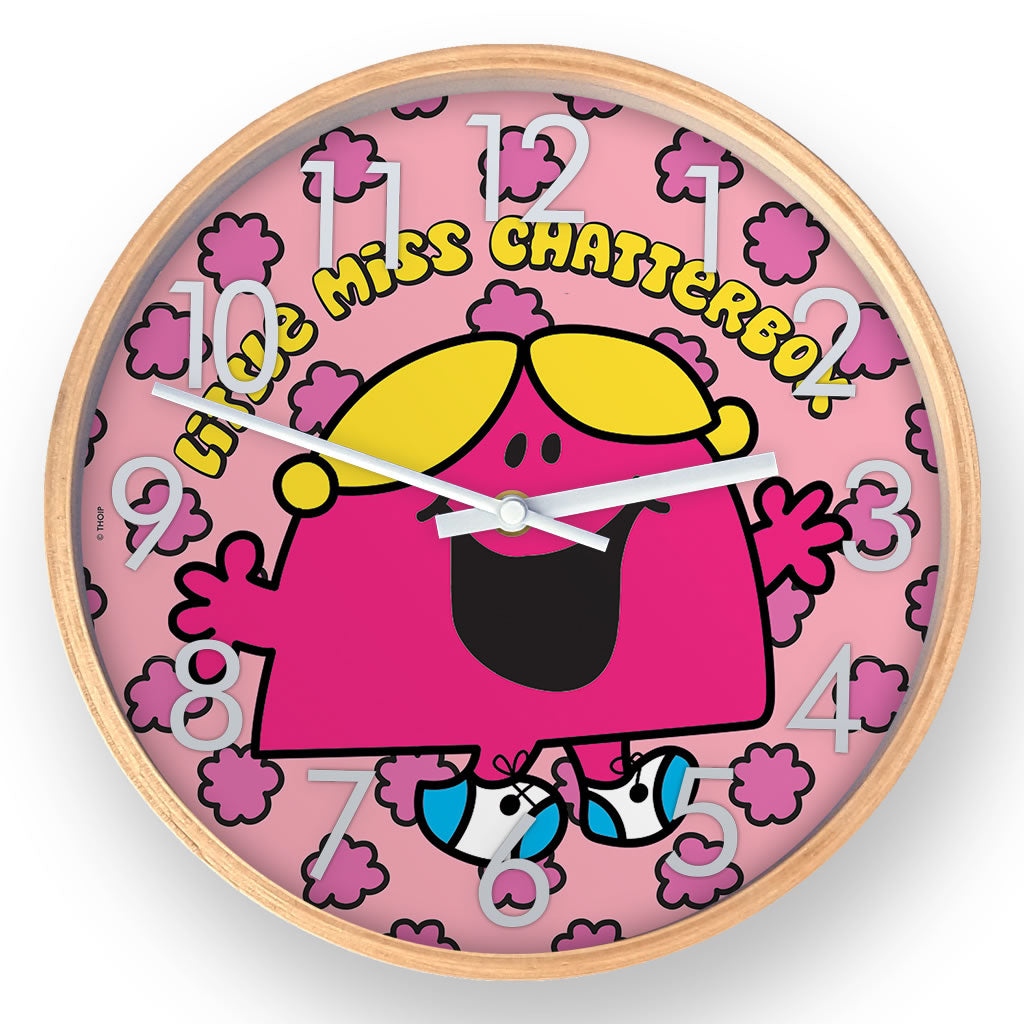 An image Of Little Miss Chatterbox