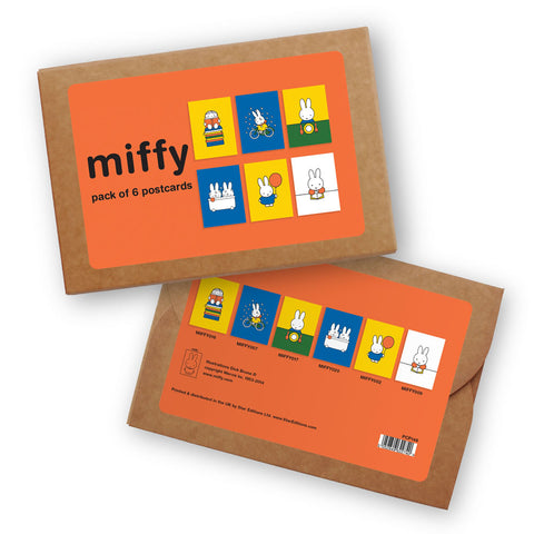 Miffy Post Card Pack: PCP148