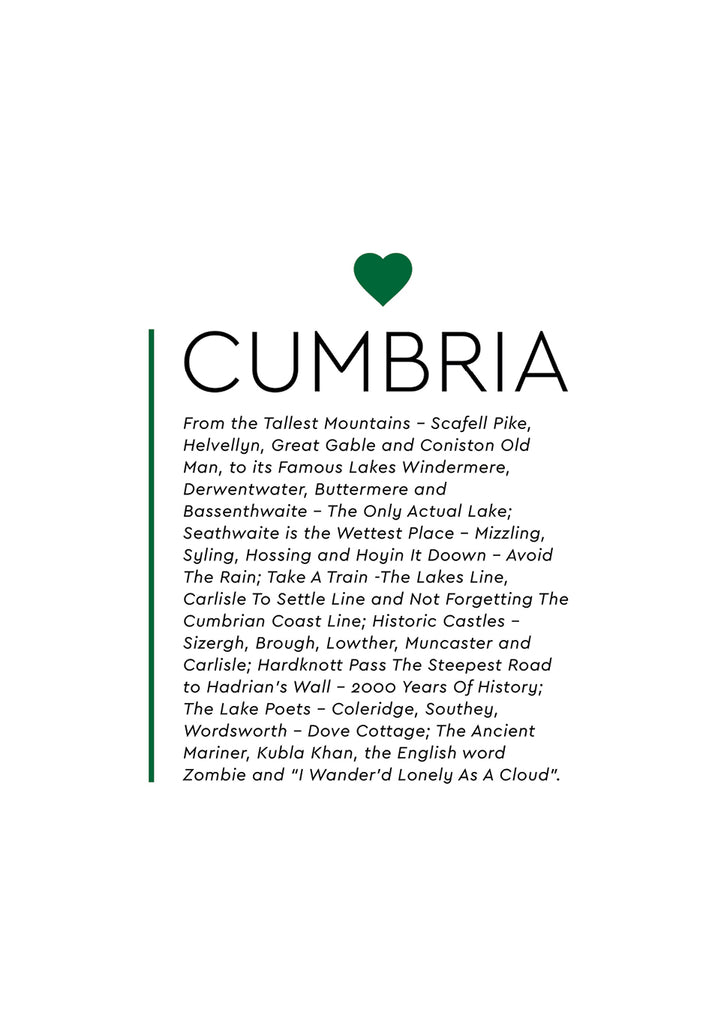 POPCMA001 - Cumbria Heart