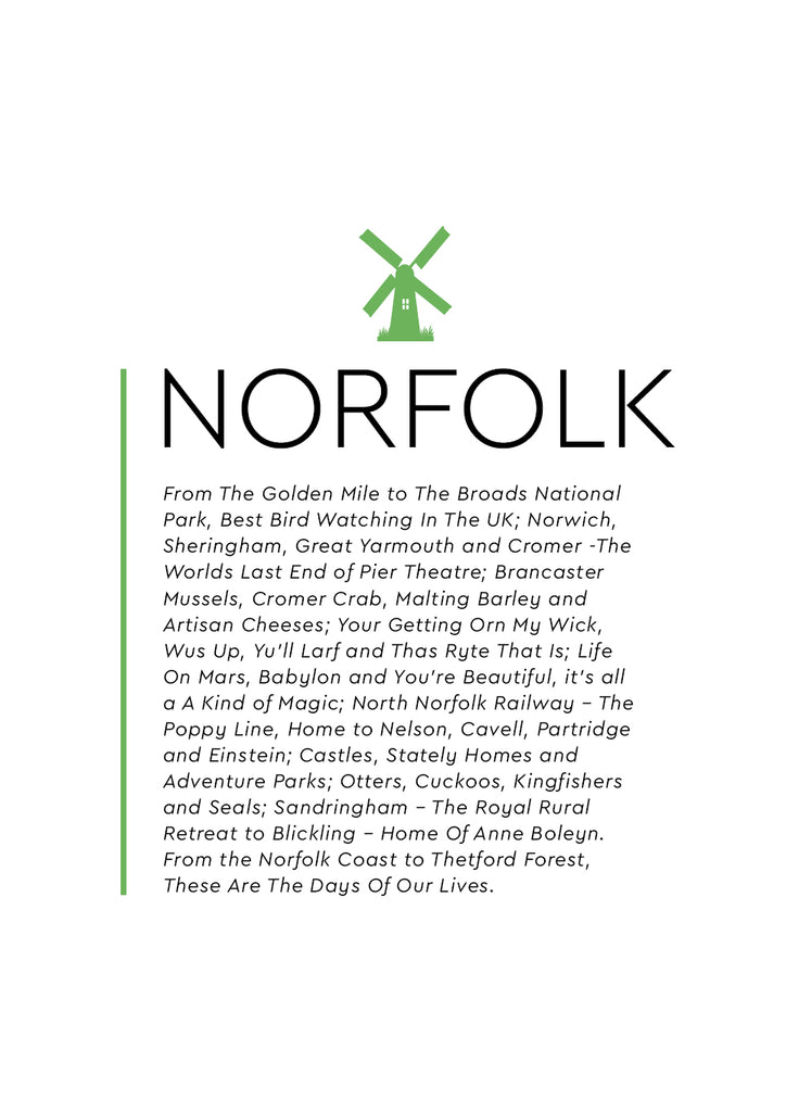 POPNFK002 - Norfolk Windmill