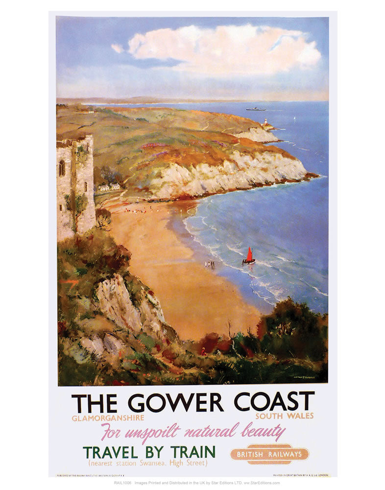The Gower Coast