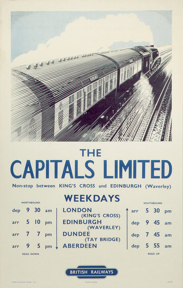 The Capitals Limited - Edinburgh