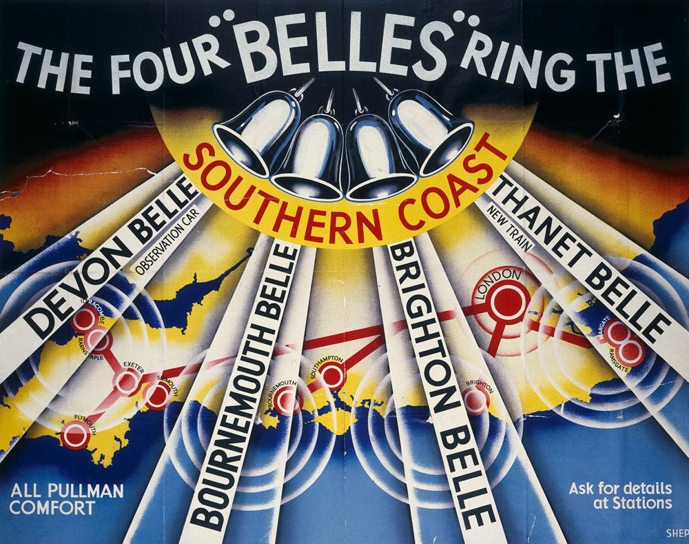 The Four Belles Southern Coast - Devon