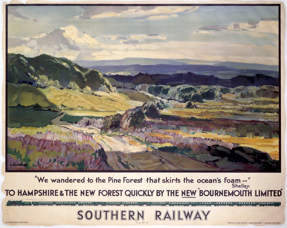 Southern Railway Hampshire
