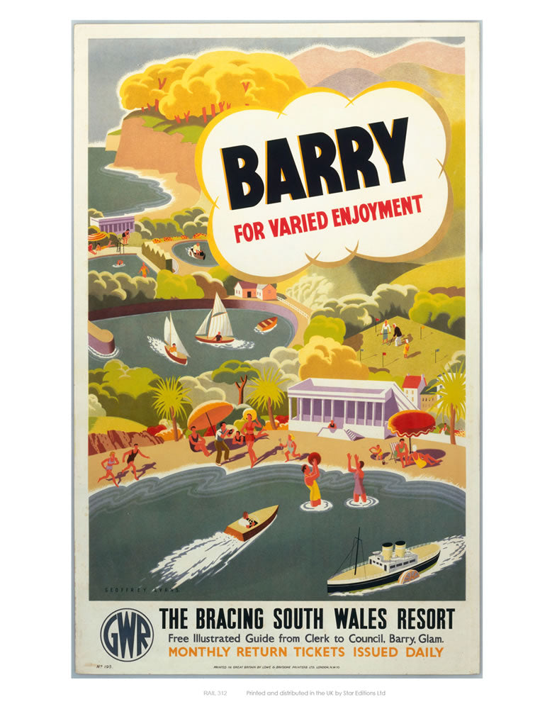 "Barry for Varied Enjoyment 24"" x 32"" Matte Mounted Print"