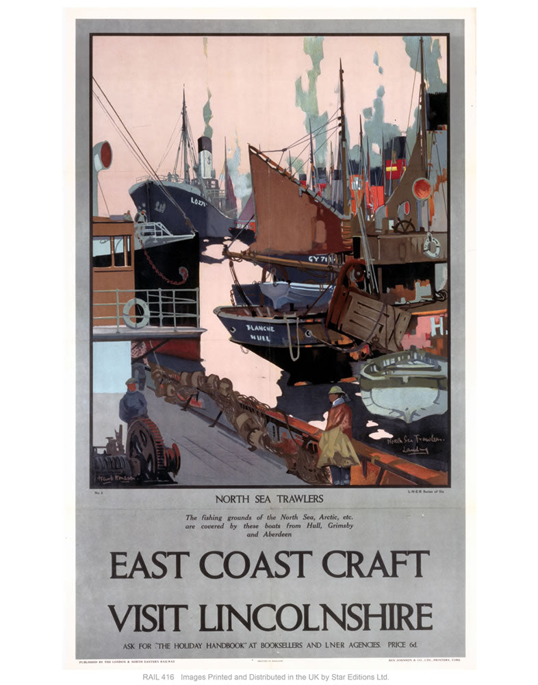 East coast craft