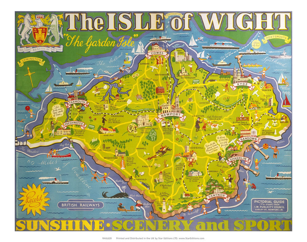 Isle Of Wight - Sunshine