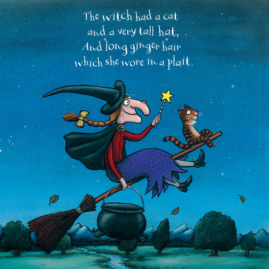RBM002 - Room on the Broom - The Witch had a Cat