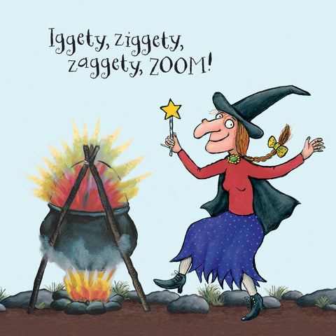RBM008 - Room on the Broom - Iggety, ziggety, zaggety, zoom!
