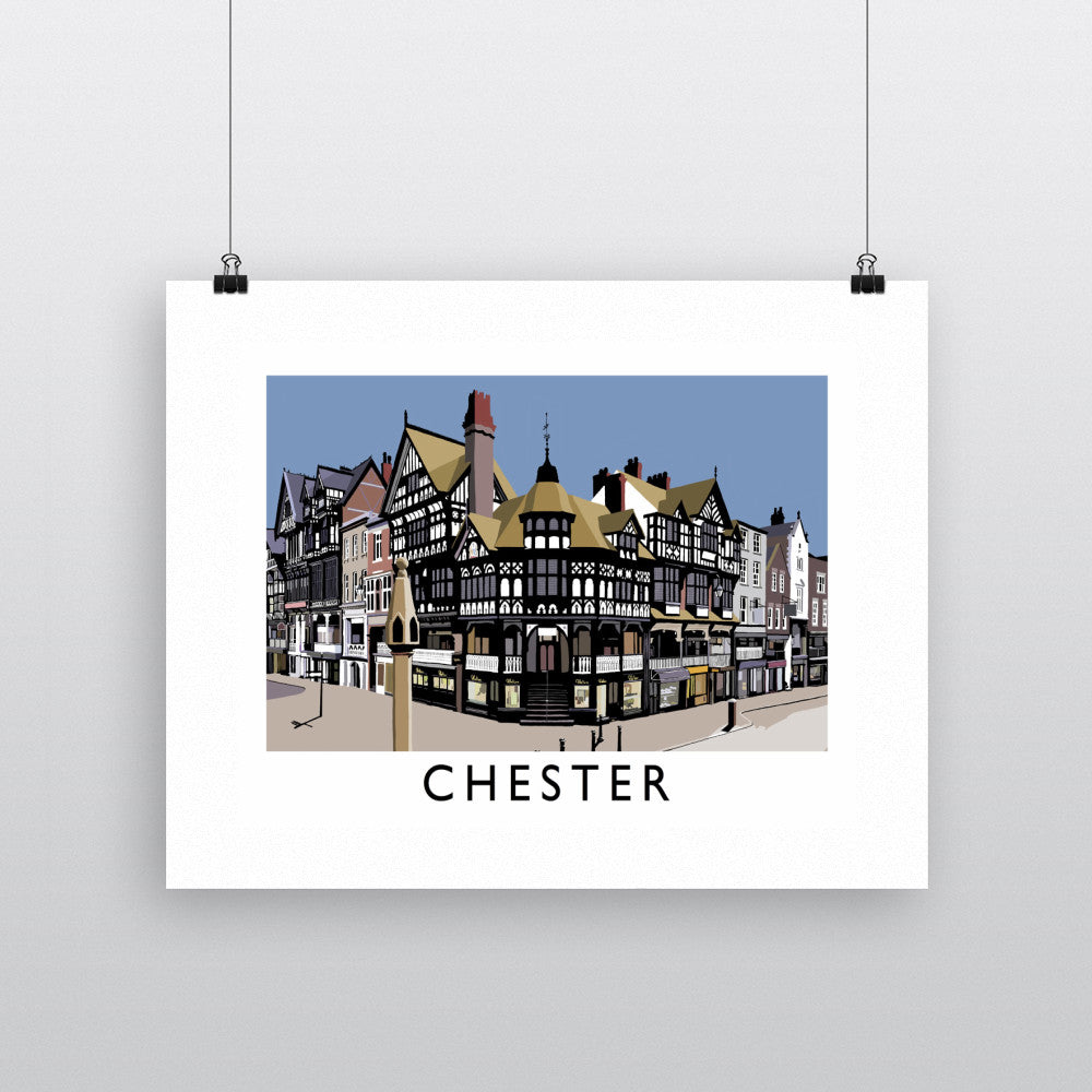 Chester 11x14 Print