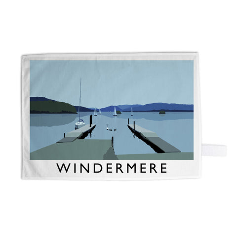Windermere, Lake District 11x14 Print