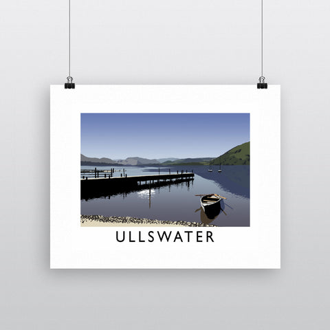 Ullswater, Lake District 11x14 Print