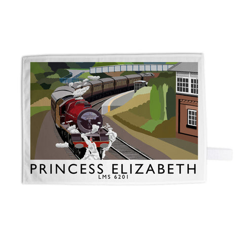 The Princess Elizabeth 11x14 Print