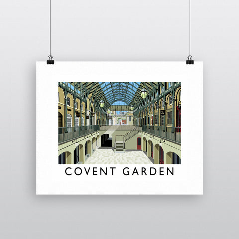 Covent Garden, London 11x14 Print