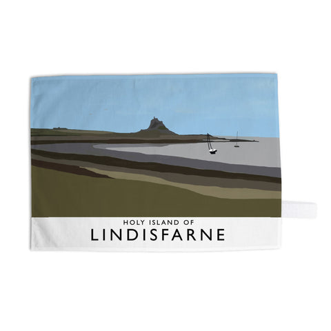 The Holy Island of Lindisfarne 11x14 Print