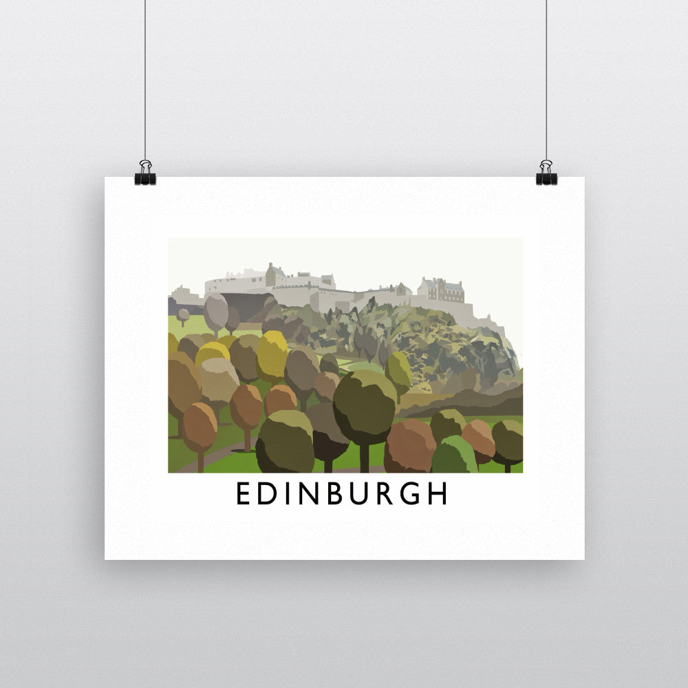 Edinburgh, Scotland 11x14 Print