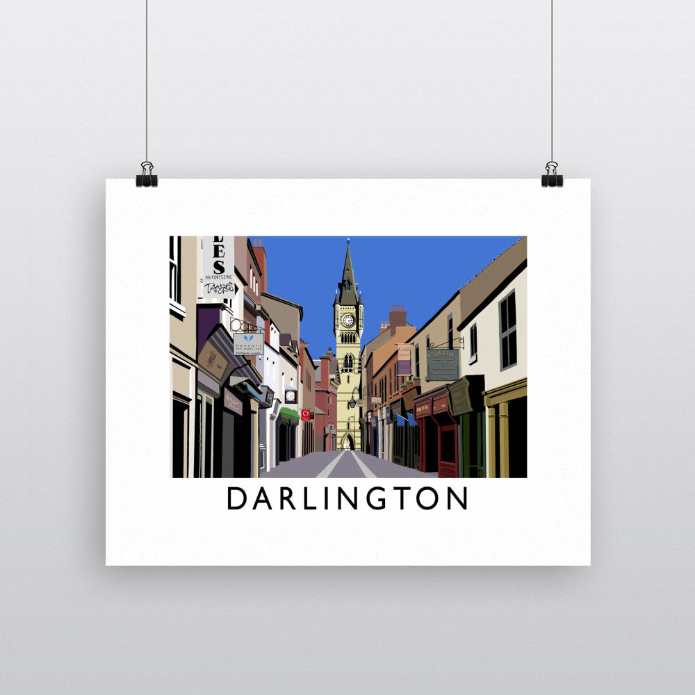 Darlington 11x14 Print