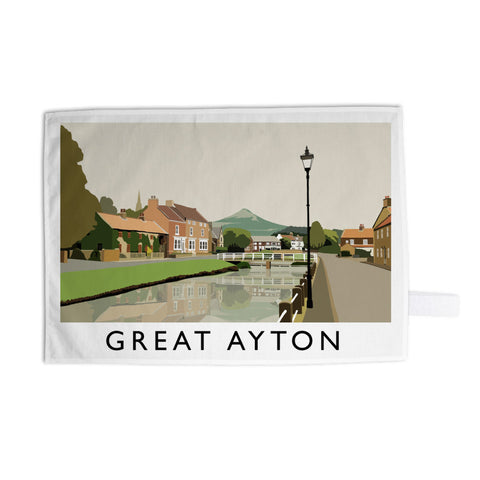 Great Ayton, Yorkshire 11x14 Print