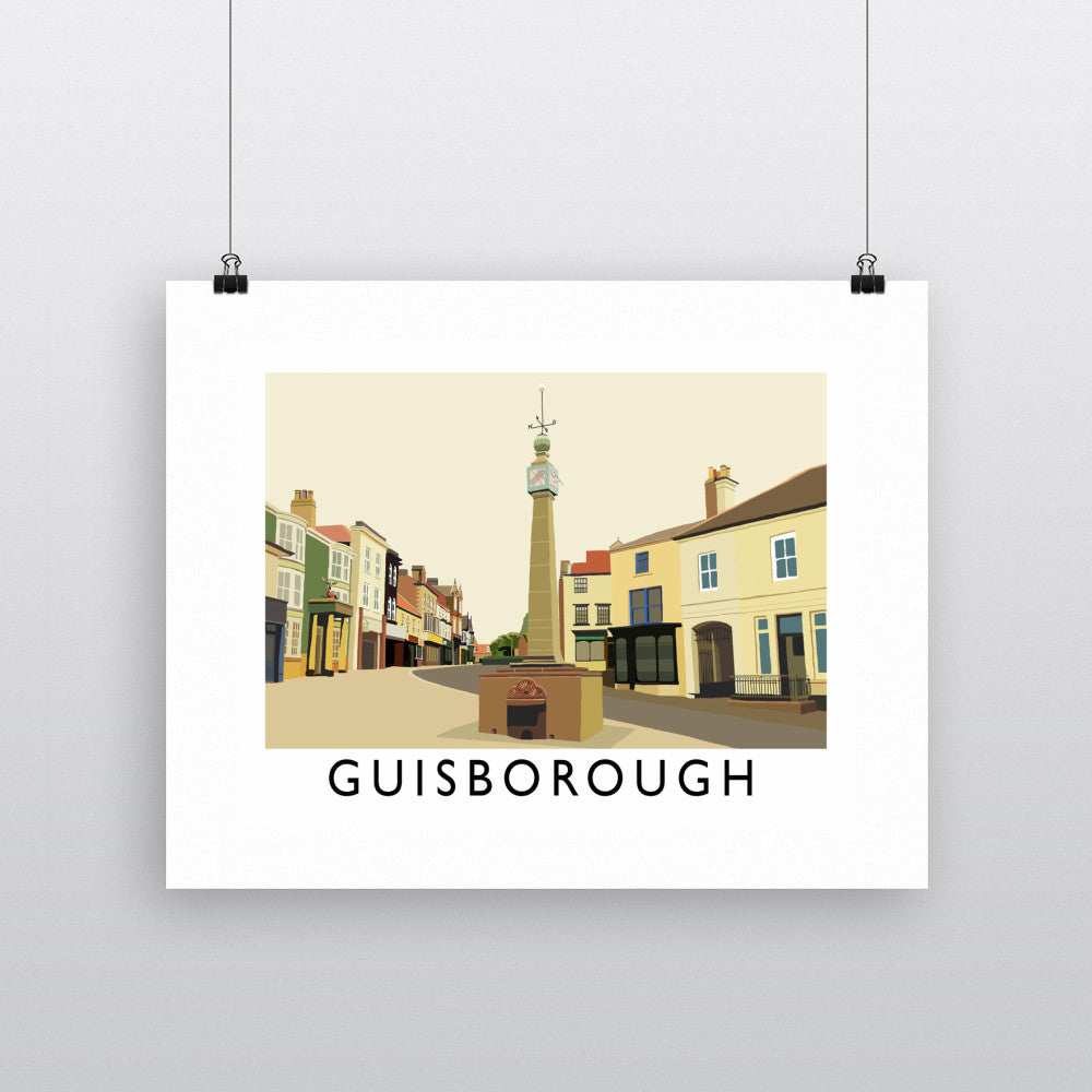 Guisborough, Yorkshire 11x14 Print