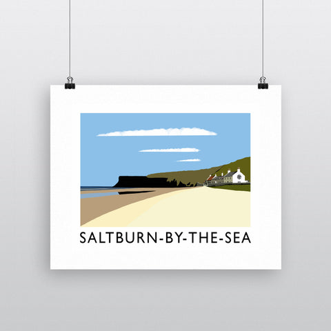 Saltburn-By-The-Sea, Yorkshire 11x14 Print