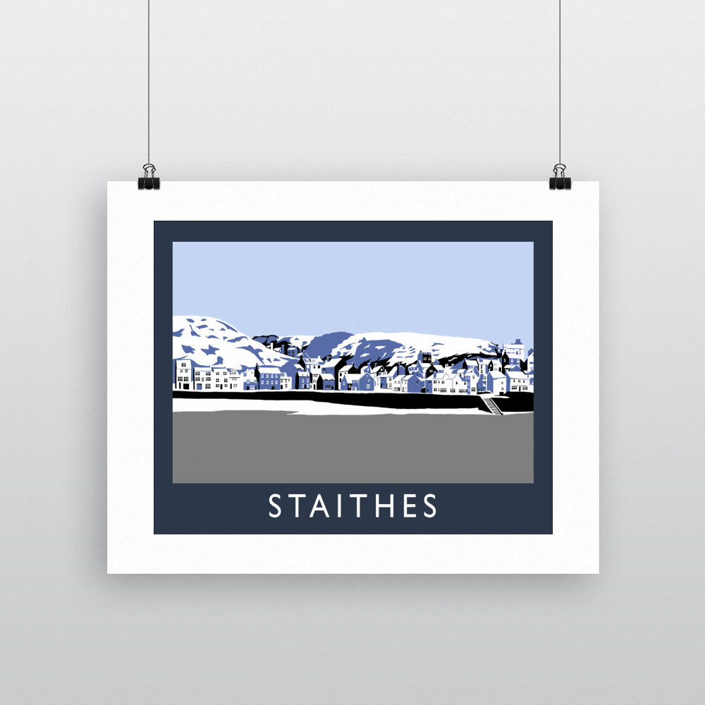 Staithes, Yorkshire 11x14 Print