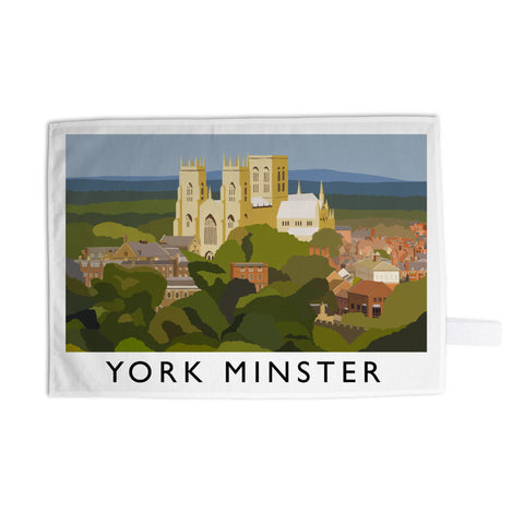 York Minster, York 11x14 Print