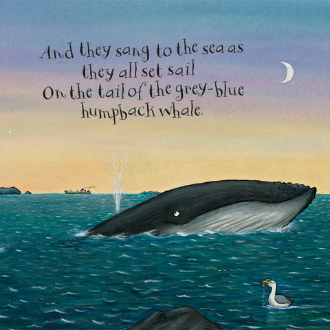 SNWH004 - The Snail and The Whale - And they Sang to the Sea