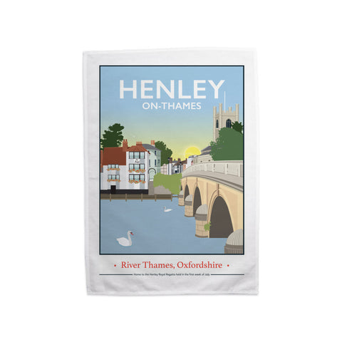 Henley on Thames, Henley On Thames, Oxfordshire 11x14 Print