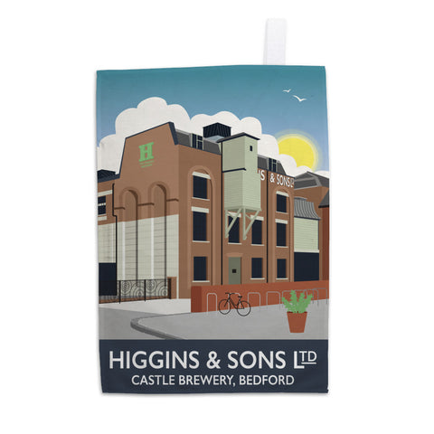 Higgins and Sons, Bedford 11x14 Print