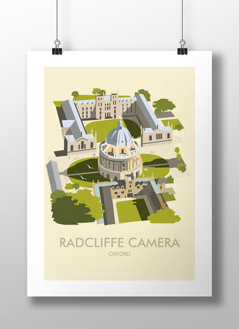 THOMPSON313: Radcliffe Camera, Oxfordshire