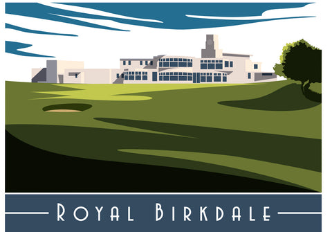 TJBR028 The Jones Boys - Royal Birkdale Golf Club, Merseyside