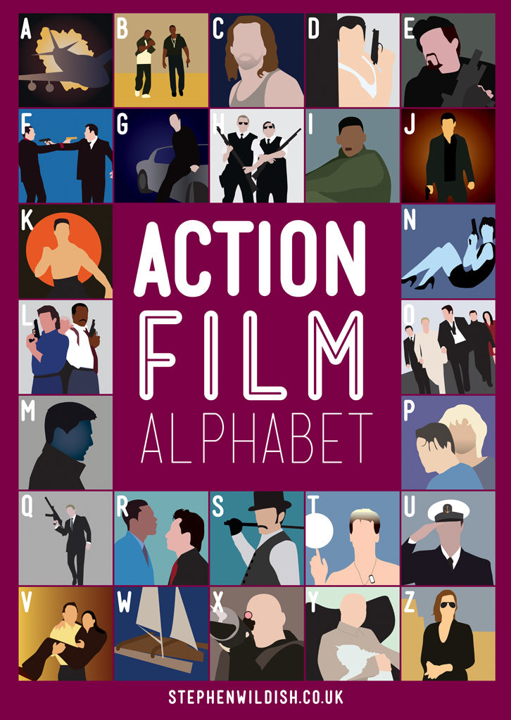 A to Z: Action Films