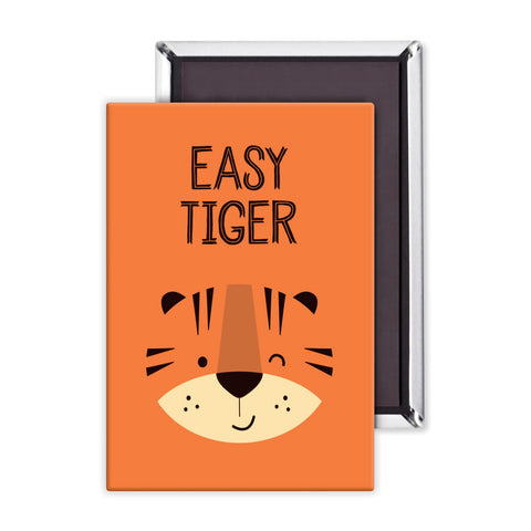 Easy Tiger Packaged Magnet
