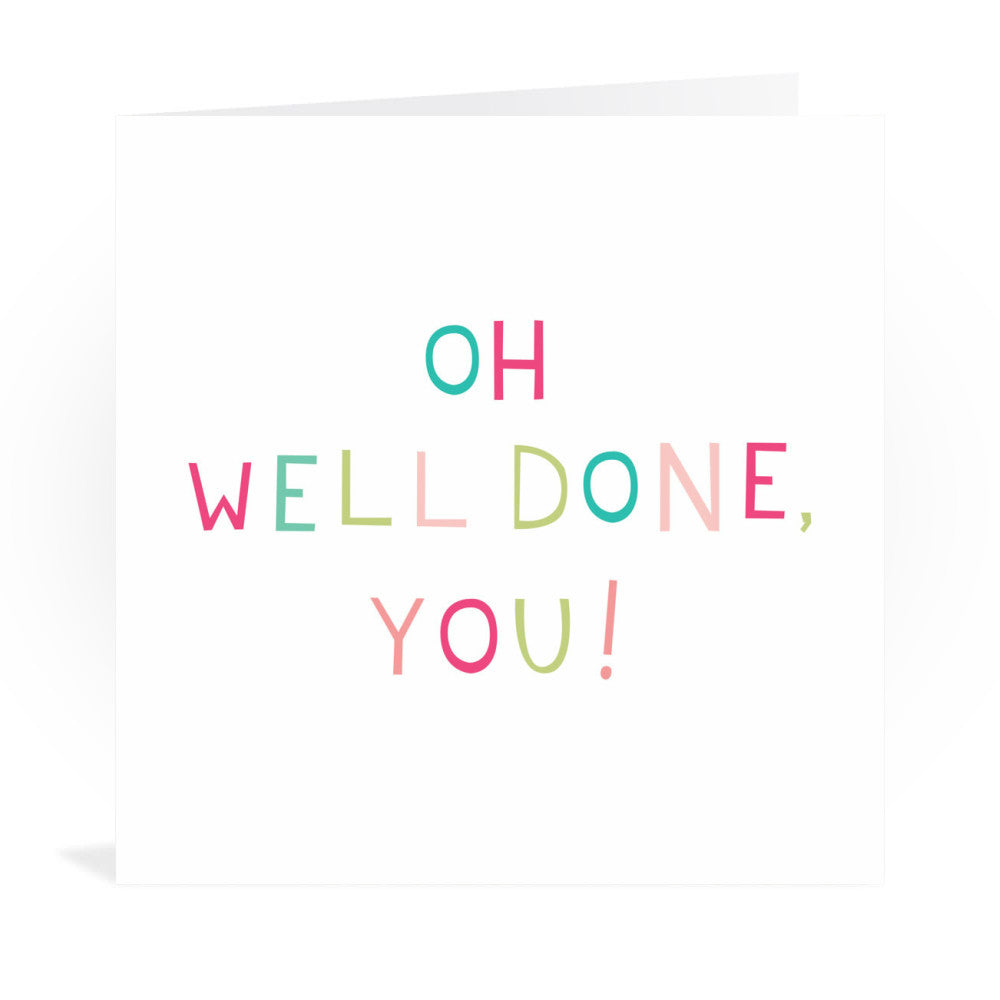 Congratulations Greeting Card Greeting Card 6x6