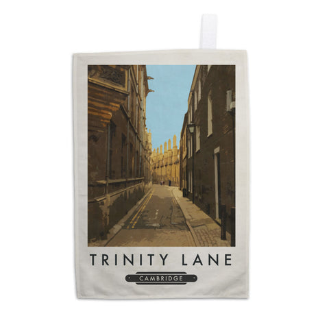 Trinity Lane, Cambridge 11x14 Print