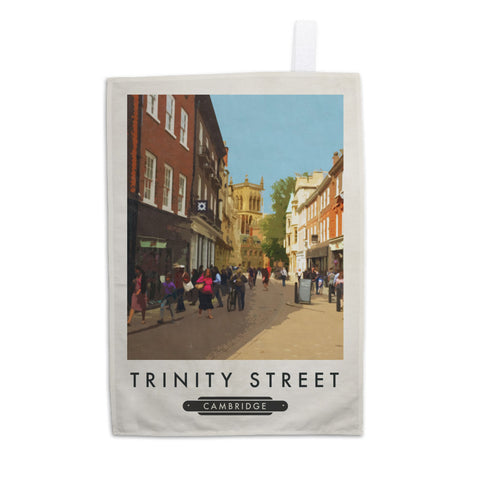 Trinity Street, Cambridge 11x14 Print