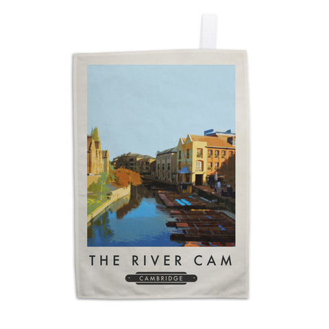 The River Cam, Cambridge 11x14 Print