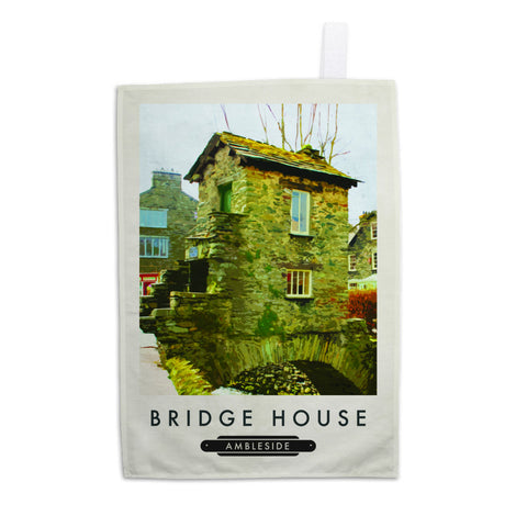 Bridge House, Ambleside. 11x14 Print