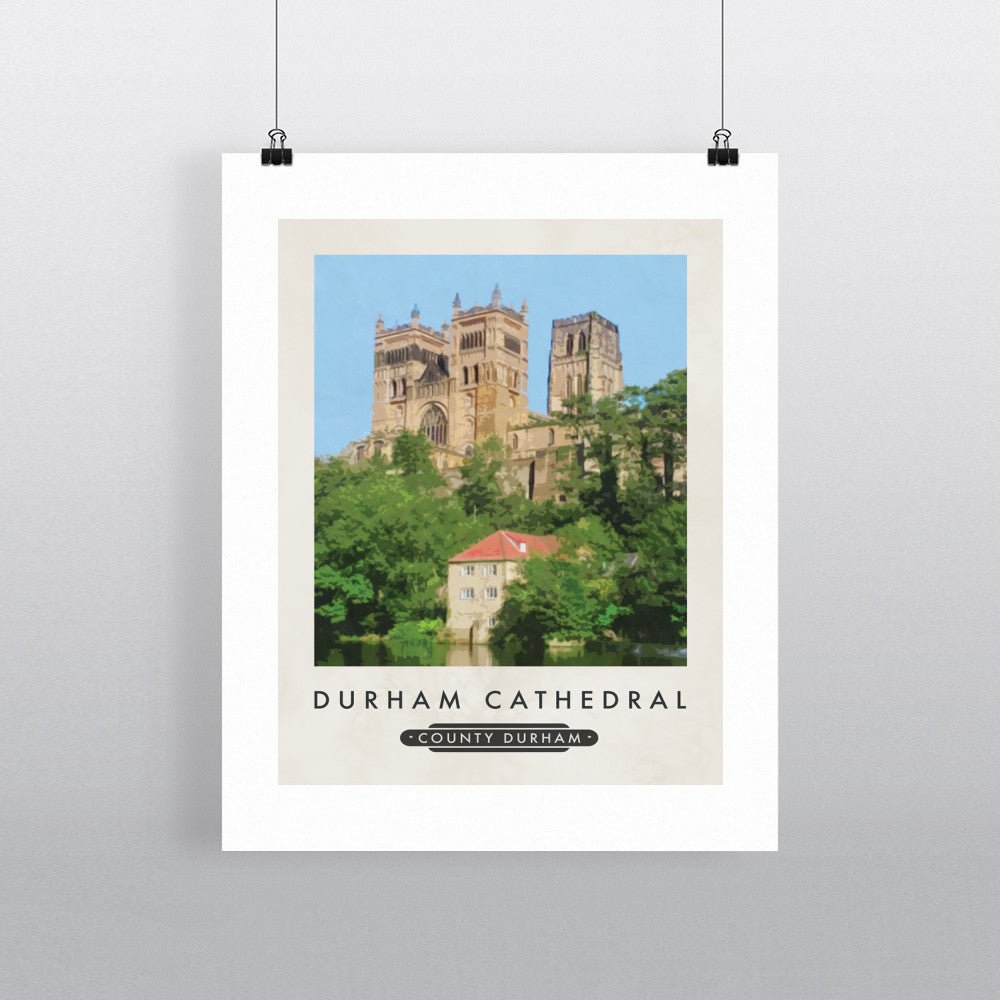 Durham Cathedral 11x14 Print