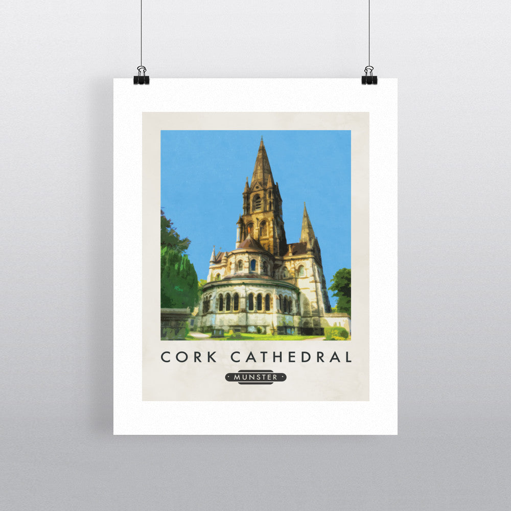 Cork Cathedral, Ireland 11x14 Print