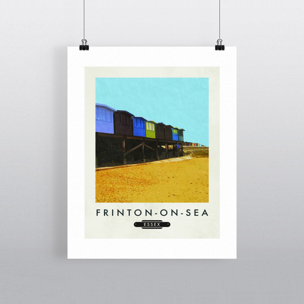 Frinton On Sea, Essex 11x14 Print