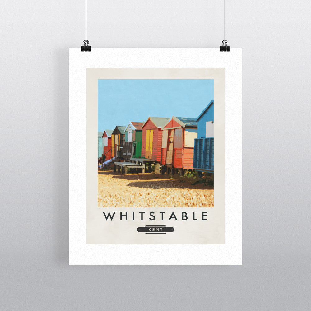 Whitstable, Kent 11x14 Print