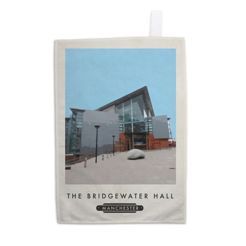 The Bridgewater Hall, Manchester 11x14 Print