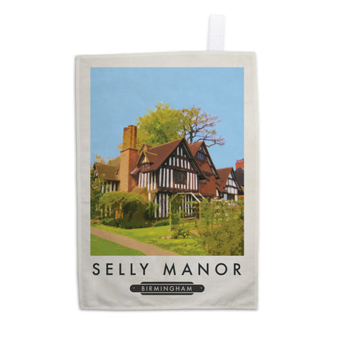 Selly Manor, Birmingham 11x14 Print
