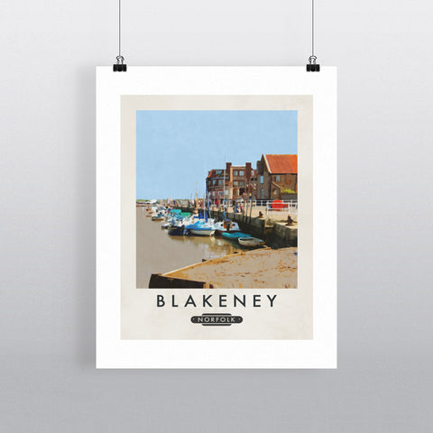 Blakeney, Norfolk 11x14 Print
