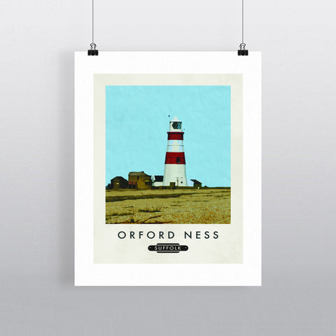 Orford Ness, Suffolk 11x14 Print