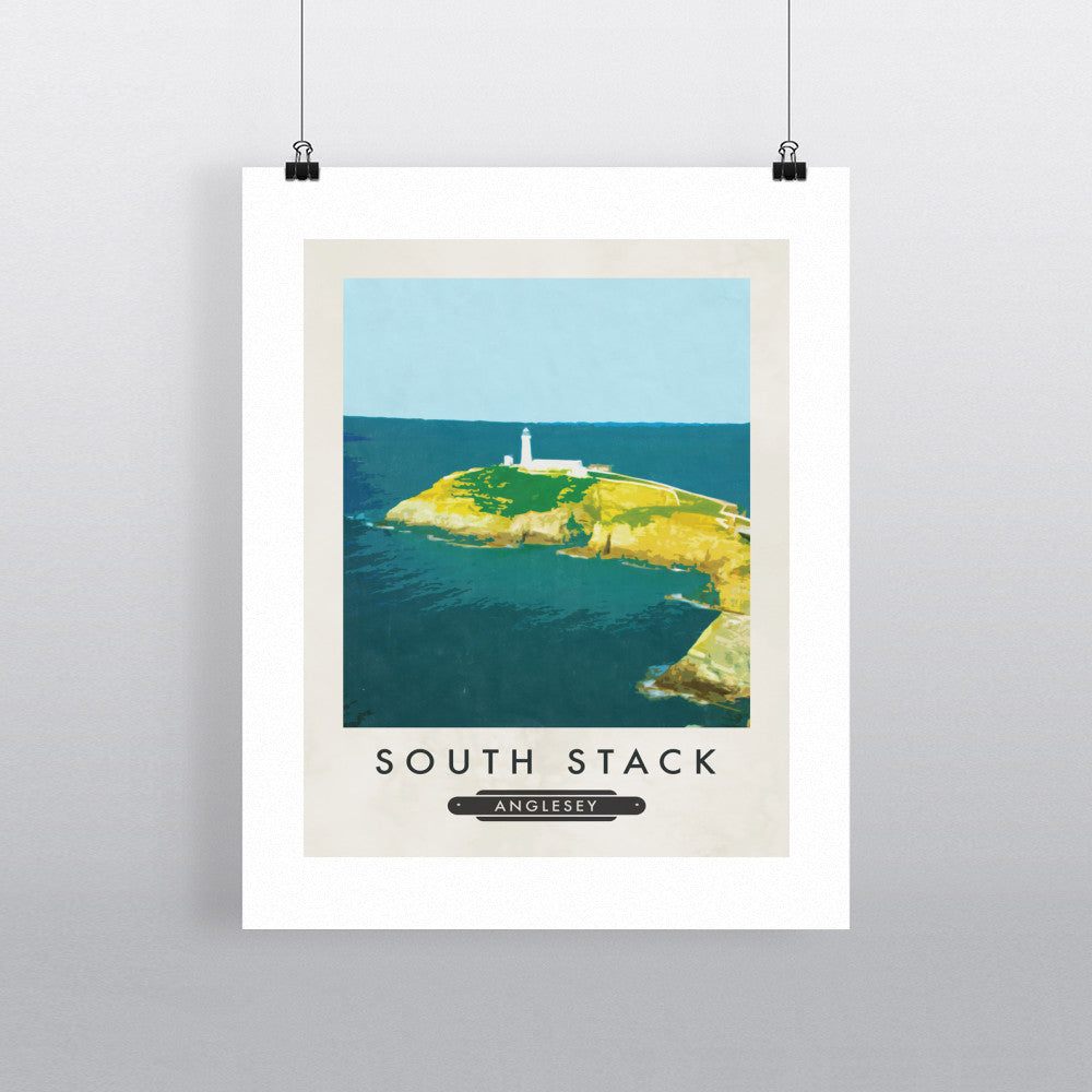 South Stack, Wales 11x14 Print