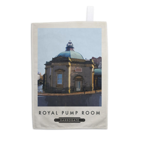 The Pump Room, Harrogate, Yorkshire 11x14 Print